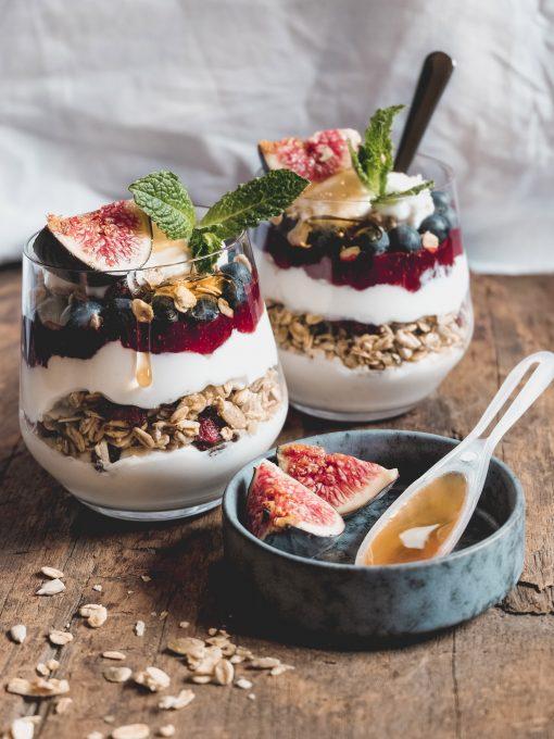 honeyspoon-serie yoghurt