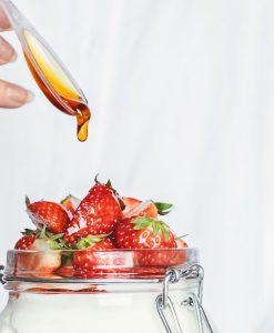 honeyspoon aardbeien