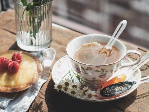 honeyspoon kop thee